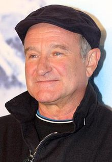 Robin Williams dies of suicide